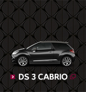 DS 3 CABRIO