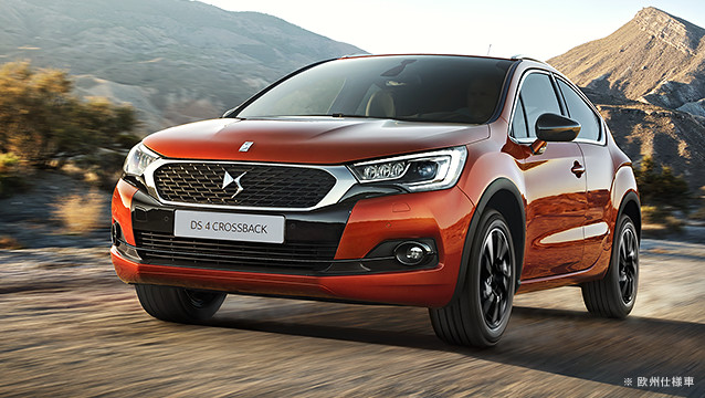 DS4 CROSSBACK DEBUT FAIR 4/9~