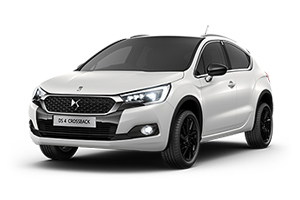 DS 4 CROSSBACK BlueHDi CROSSBACK BlueHDi