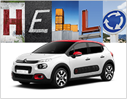 NEW CITROËN C3 DEBUT FAIR 7.29 SAT ≫ 8.6 SUN