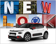 NEW CITROËN C3 PHOTO CAMPAIGN 8.7 MON ≫ 9.24 SUN