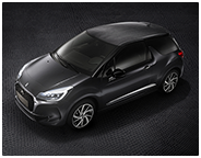 DS 3 BLACK LÉZARD DEBUT【限定10台】