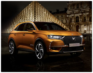 DS 7 CROSSBACK Coming Soon