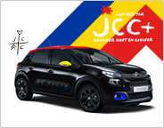 CITROËN C3 JCC+ DEBUT