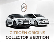 CITROËN ORIGINS COLLECTOR'S EDITION DEBUT