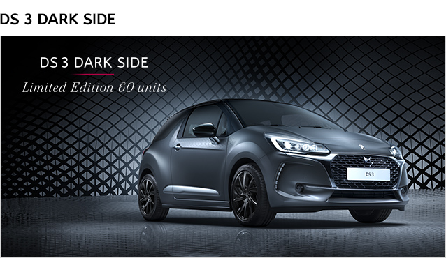 DS 3 DARK SIDE DEBUT