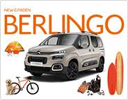 CITROËN BERLINGO Début Edition 10.19 オンライン予約注文スタート!