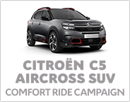 C5 AIRCROSS SUV COMFORT RIDE CAMPAIGN 10.22 THU ≫ 11.23 MON